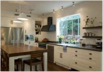 Ремонт и отделка стен и потолка на кухне