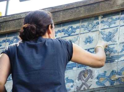Реставрация керамической плитки – что должен знать каждый хозяин?
