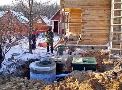 Канализация загородного дома – как все сделать толково?