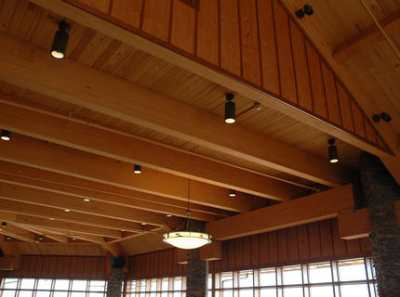 Деревянное перекрытие между этажами – разбираем многообразие видов