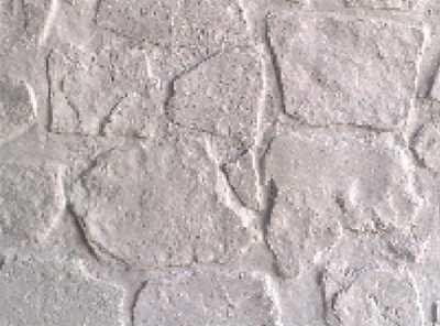 Декоративная штукатурка под камень в противовес унылому бетону